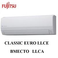 Инверторная сплит-система Fujitsu ASYG12LLCA CLASSIC EURO