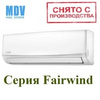 Сплит-система MDV MDSF-18HRN1/MDOF-18HN1 Fairwind