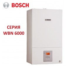 Настенный газовый котел Bosch WBN 6000 - 12C RN