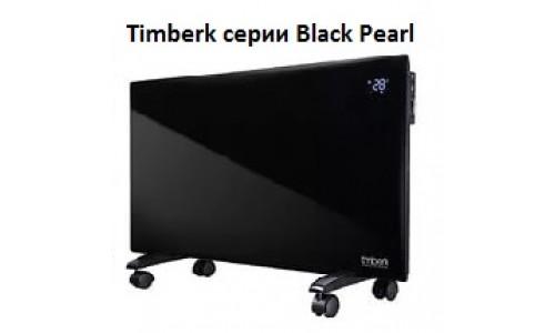 Электрический конвектор Timberk TEC.PF8 LE 1500 IN Black Pearl