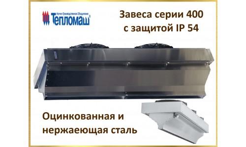 Электрическая тепловая завеса Тепломаш КЭВ-12П4060Е серия 400 IP 54