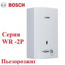 Газовый проточный водонагреватель Bosch WR 10-2P